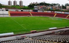 Estádio Jayme Cintra - Jundiaí (SP) - Capacidade: 15,1 mil - Clube: Paulista