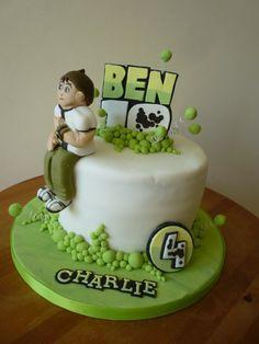 FHC bakery Ben 10 cake