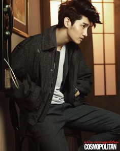 Changmin for Cosmopolitan