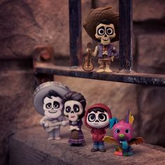 Coco Mystery Minis from Funko