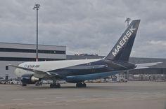 Star Air Boeing 767-200F; OY-SRO@CGN;28.10.2013/730al