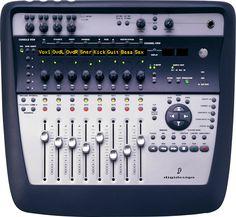 Digi 002 Recording Console