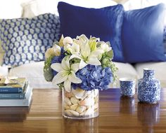 Everything's Beachy Bouquet by Teleflora  http://www.teleflora.com/flowers/bouquet/everythings-beachy-by-teleflora-372683p.asp