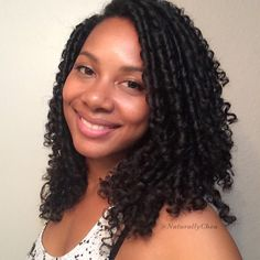 Get The Perfect Finger Coils - https://blackhairinformation.com/video-gallery/get-perfect-finger-coils/