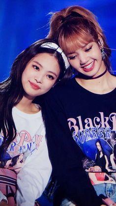 "Story Me And You "" Fakestagram Jenlisa"" Bff, Kim Jennie, Yg Entertainment, South Korean Girls, Korean Girl Groups, Girls Generation, K Pop, Lisa Blackpink Wallpaper, Black Pink Kpop"