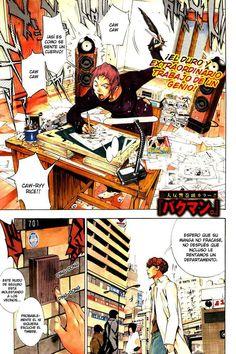 Bakuman - Capítulo 13 - 1 - Animextremist
