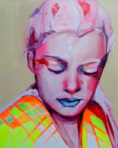 Saatchi Online Artist Patricia Derks.