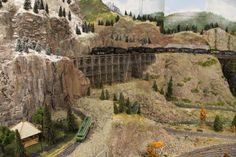 Evergreen Railroad Club: March 2013