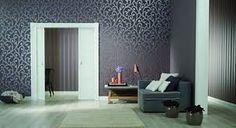 Ornamental design nos muestra un toque de elegancia en tonos metalicos para darle un poco de elegancia a tus paredes.