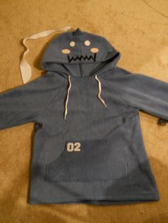 Al FMA Hoodie Front by Toastmefunny