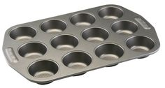 Muffin tins are magic!   31 Fun Treats To Make In A Muffin Tin--  want to try several of these SOON!