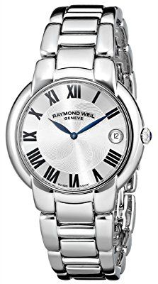 Shop a great selection of Raymond Weil Women's Jasmine Stainless Steel Bracelet Watch. Find new offer and Similar products for Raymond Weil Women's Jasmine Stainless Steel Bracelet Watch. Stainless Steel Watch, Stainless Steel Bracelet, Versace, Swiss Luxury Watches, Raymond Weil, Cool Watches, Wrist Watches, Women's Watches, Ladies Watches