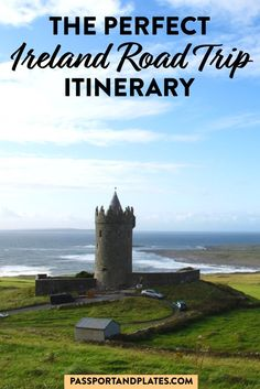 Traveling to Ireland? The best way to see the country is by car and this is the perfect road trip itinerary! This guide includes everything you need to know about what to do, where to eat, how to get around, and all of the best things to do on an Ireland road trip. Click to read!. | How to plan the perfect Ireland road trip itinerary | Ireland itinerary for your first road trip in Ireland | what to do in Ireland | Ireland travel tips | 10 days in Ireland | things to do in Ireland | Ireland Travel Guide, Europe Travel Guide, Iceland Travel, Travel Guides, Road Trip Europe, Road Trip Destinations, Europe Places, Road Trip Hacks, Road Trips