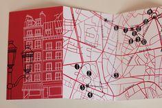 Paris in a Box on Behance