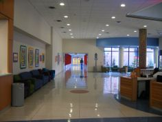 lobbies for children hospitals | ... of St. Jude Children's Research Hospital Chili's Care Center - Lobby