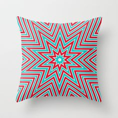 #Christmas star Throw #Pillow by Sylvia Cook Photography - $20.00 #homedecor