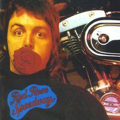 1973-04-30 – Paul McCartney & Wings – Red Rose Speedway Ringo Starr, George Harrison, Lp Vinyl, Vinyl Records, Wings Albums, Jazz, Paul Mccartney And Wings, Linda Mccartney, Rock Album Covers