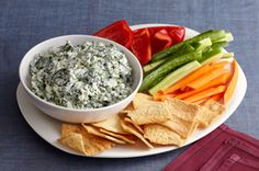 Greek Spinach Dip recipe