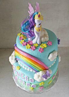 my little pony custom cake - Google Search