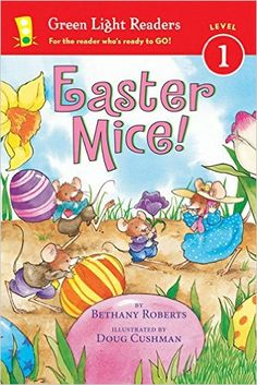 Reading Recovery Level: Hippity-Hoppity Easter is on the way! The adorable Holiday Mice are on an Easter egg hunt that will charm beginners in this newly formated Green Light Reader edition, full of rhyme, repetition, and springtime fun. Children's Films, Reading Recovery, Easter Books, Easter Story, Popular Books, Film Stills, A Christmas Story, Historical Fiction, Childrens Books
