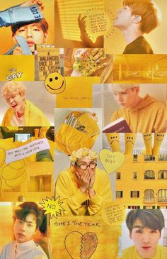 Pinterest: @mikhiato ♡ #bts #taehyung #v #rapmon #namjoon #jin #seokjin #yoongi #suga #jungkook #jimin #aesthetic #yellow #lockscreen #wallpaper Jimin Wallpaper, Tumblr Wallpaper, New Wallpaper, Lock Screen Wallpaper, Iphone Wallpaper, Wallpaper Ideas, Tumblr Yellow, Jungkook Aesthetic, Bts Backgrounds