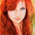 Talented Lawyer Draws Stunning Photo-Like Ball-Point Pen Portraits