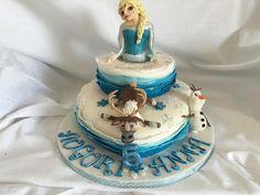 Cosa c'e per dolce?: Festa tema Frozen:per il compleanno di Anna!