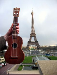 Take Your Uke on Your Trip.