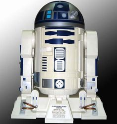 Star Wars R2-D2 Fridge  $1070.