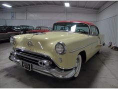 1954 Oldsmobile Deluxe 88 Holiday Coupe