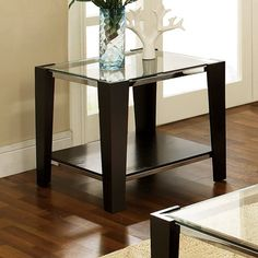 Brady Furniture Industries T121-2 Hermosa End Table | ATG Stores