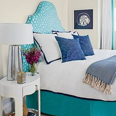 Make Bold Serene - Coastal Color of the Year: Turquoise - Coastal Living