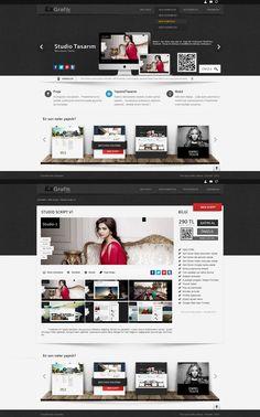 ExGrafik Web Design - V1