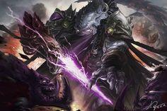 Dark Templar by shikazan