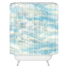 DENY Designs Dream Big Shower Curtain