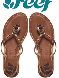 reef sandalen <3