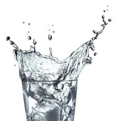 water crown chakra food