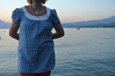 Erste Kurzarm-Mamina von  http://gmachtinoberbayern.blogspot.de