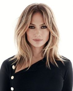 Hair, Hair cuts Hair cuts, Hair styles Hair styles, Medium hair styles - 9 Surprising Things That Affect The Way You Age - Older Women Hairstyles, Cool Hairstyles, Center Part Hairstyles, Bride Hairstyles, Hairstyles 2018, Mid Length Hairstyles, Latest Hairstyles, Women's Long Hairstyles, Hairstyle Ideas