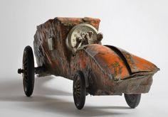 Locomobiles - Gérard Cambon Miniature Cars, Steampunk, Assemblage Art, Tin Toys, Antique Toys, Art Cars, Art World, Ceramic Art, Metal Art