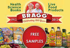 Free Sample Bragg Seasonings - http://freebiefresh.com/free-sample-bragg-seasonings/