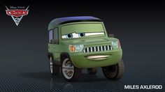 CARS 2 Characters Photo Gallery - Autoblog