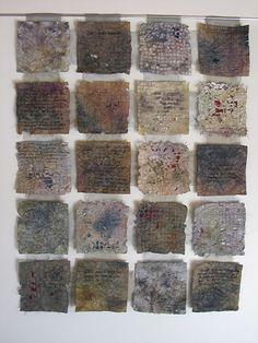 Textile Work | Deborah Rehmat