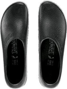 455f3a8cba68 alpro-foam profi-birki black clog with a replaceable black microfiber  coated eva footbed. Timberland MensChefsFootwearBirkenstock ...