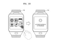 Samsung: Future smartwatch could tap your veins for biometric authentication 2016