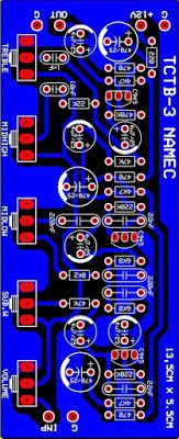 Electronic Circuit: PCB Layout Design share PCB Power Amplifier, Tone Control Speaker Protector, etc. You can see all about PCB Valve Amplifier, Audio Amplifier, Circuit City, Circuit Board Design, Electronic Circuit Projects, Speaker Box Design, Speaker Plans, Bass, Electronic Schematics
