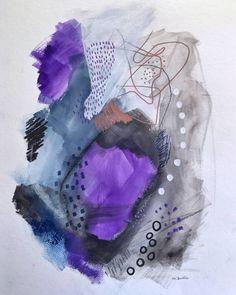 "Saatchi Art Artist Melanie Biehle; Painting, ""Xanadu"" #art"