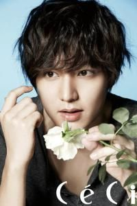 2012 Ceci CHINA (June) P2 of P8 : Korean Actor Lee Min Ho as Brand Ambassador of INNISFREE