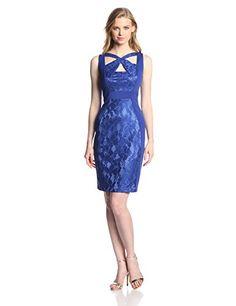 Jax Women's Sleeveless Cutout Printed Dress, Sapphire, 8 Jax http://www.amazon.com/dp/B00KGVP6SY/ref=cm_sw_r_pi_dp_wT50ub1CW5RFR