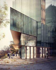 #architecture_hunter  Mapleton Crescente, by Metropolitan Workshop  Image by Forbes Massie